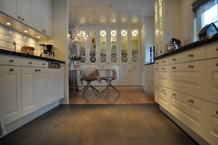 Tibro Kök Kitchen owner: Nina Therese Oppedal, Norway