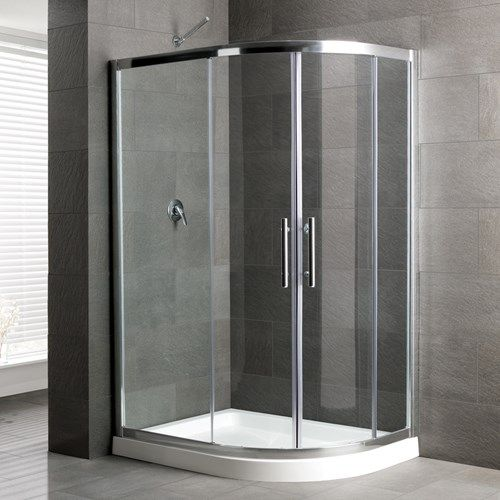 Eastbrook Volente Offset Quadrant Shower Enclosure 1200
