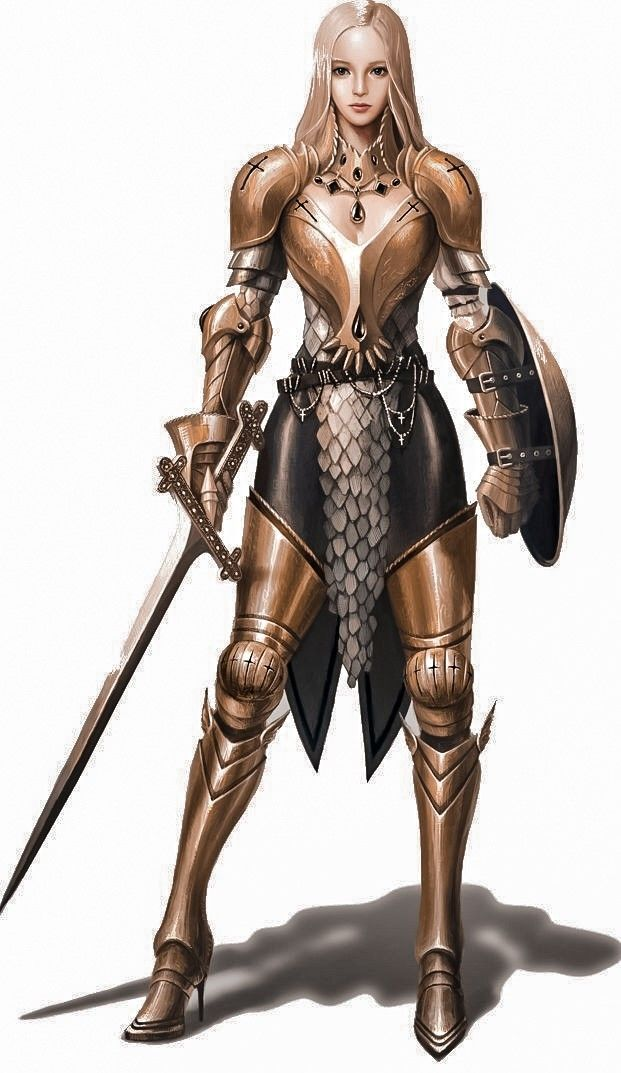 Pin by Taylor West on Fantasy Characters | Fantasy female