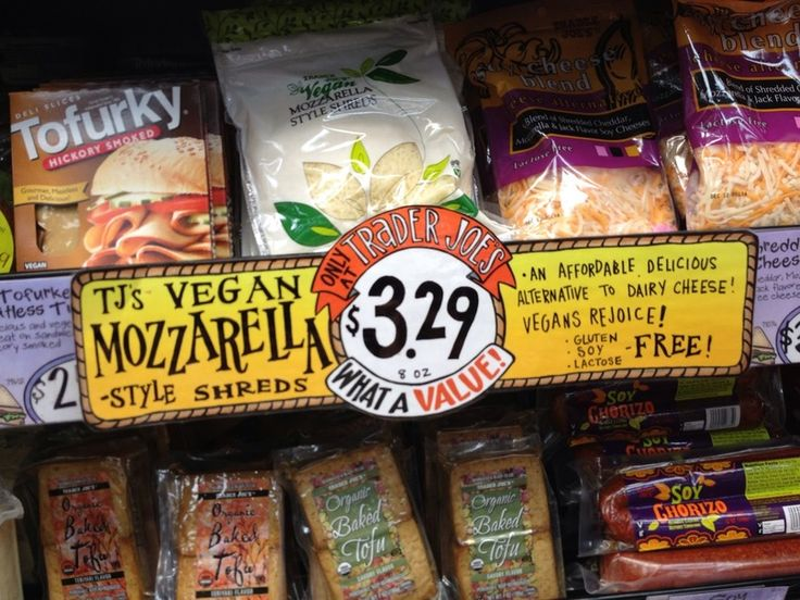 The Ultimate List of the Best Vegan Products at Trader Joe's