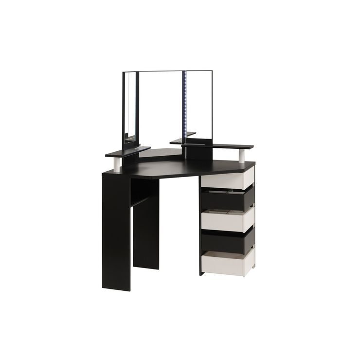 1000 id es sur le th me coiffeuse meuble sur pinterest. Black Bedroom Furniture Sets. Home Design Ideas
