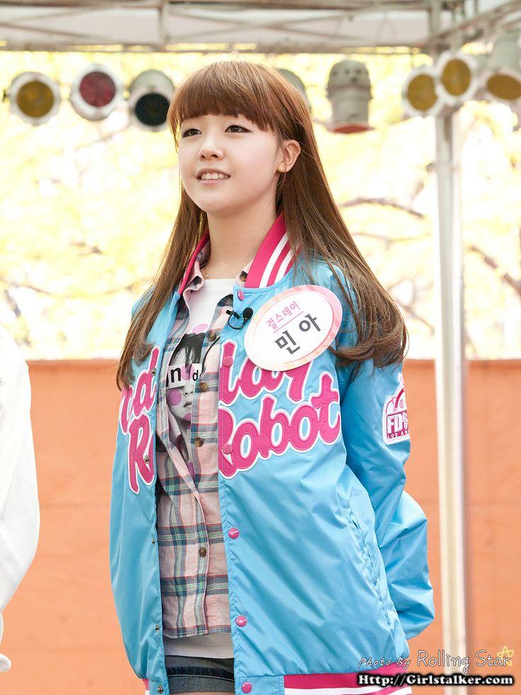 Girl's Day (MinAh), Korean Singer #Song #Korean #Girl ...