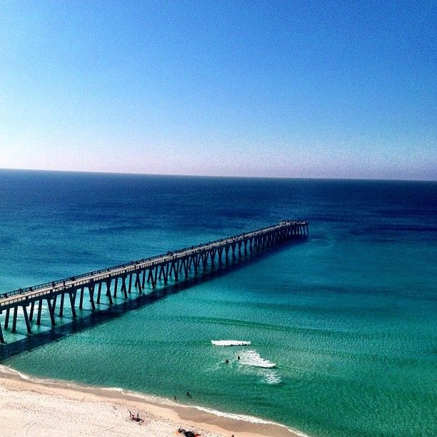 118 best why we love pensacola images on pinterest for Pensacola beach fishing pier