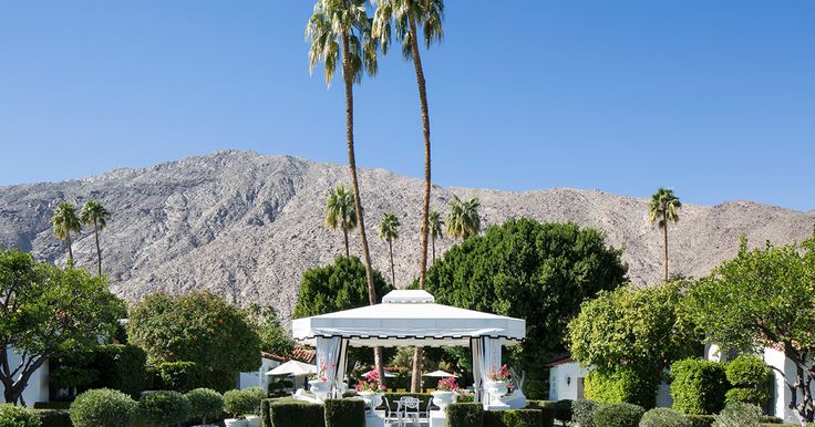 Avalon Hotel | Boutique Hotel in Palm Springs | Spa Menu