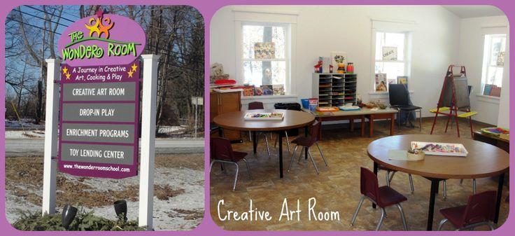 The Wonder Room in Ballston Lake NY