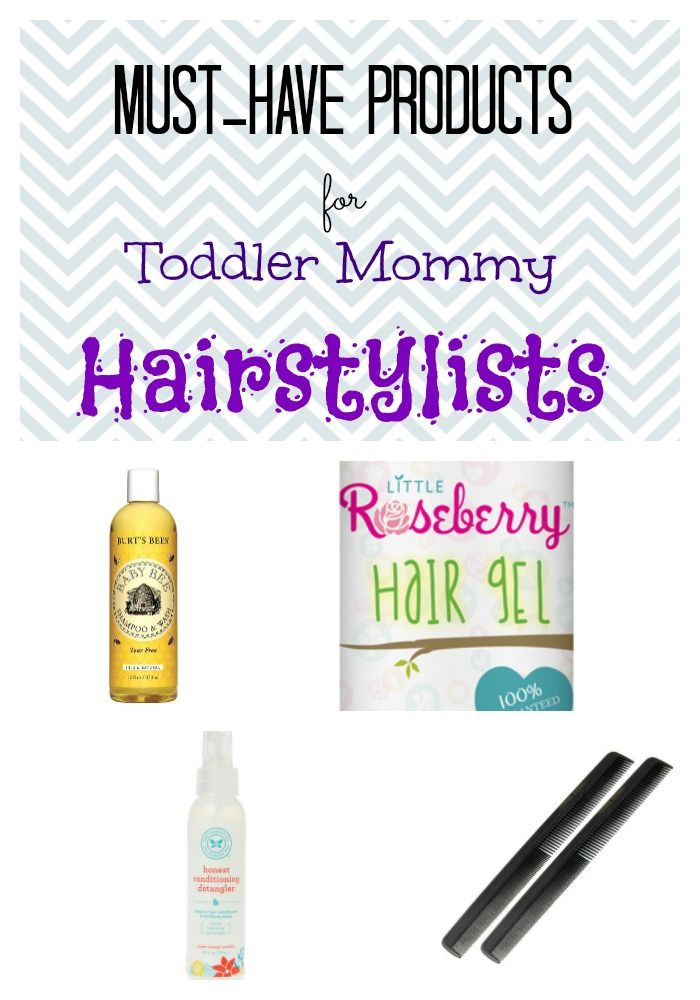 The Must-Have Hair Products Toddler Moms Shouldn't Live Without!