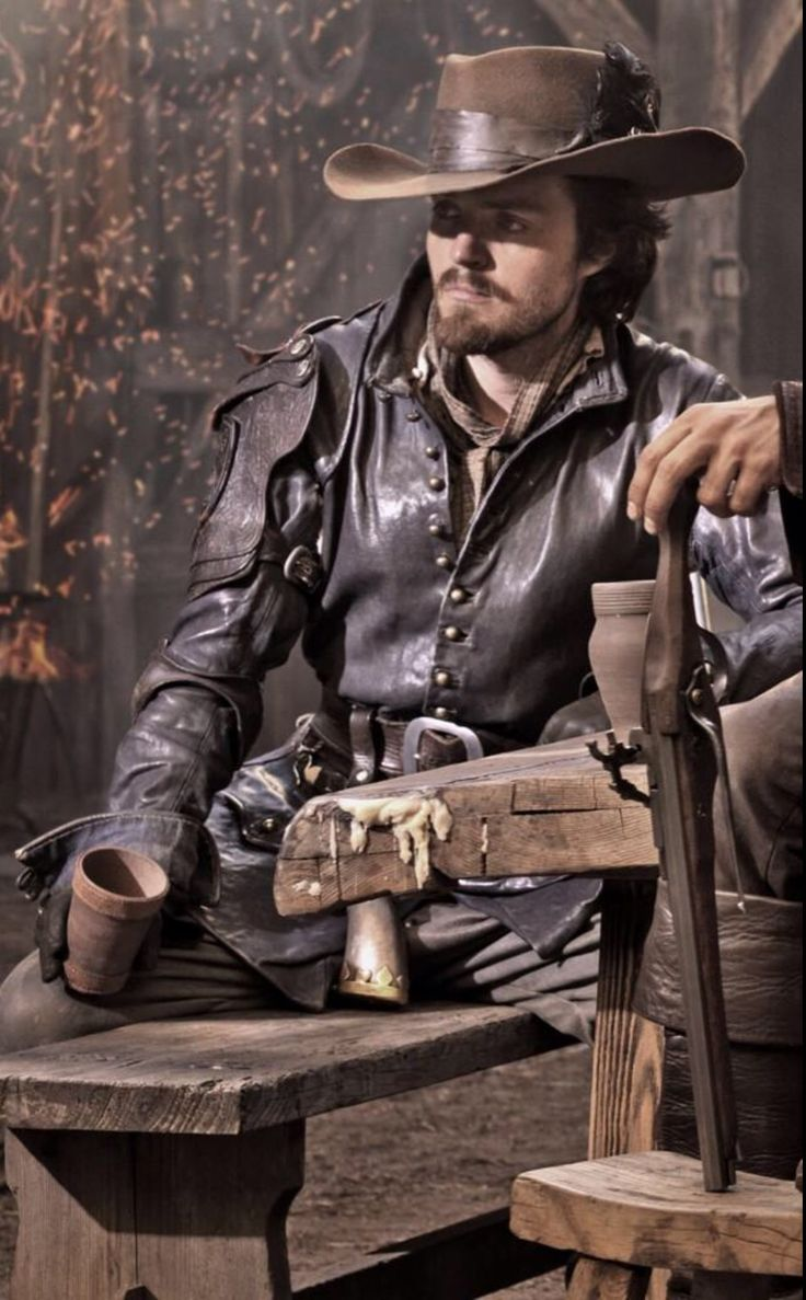 This is from the Muskateers but it looks kind of piratey. :)