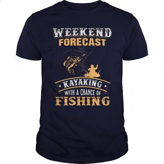 KAYAKING FISHING! - #clothing #band t shirts. ORDER HERE => https://www.sunfrog.com/Outdoor/KAYAKING-FISHING-Navy-Blue-Guys.html?60505