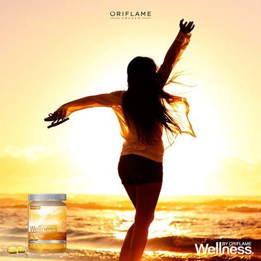 Agrega a tu rutina de belleza dos cápsulas de Omega 3. Esto te ayudará a tener una piel más hidratada y con mayor elasticidad, ¡lo que te hará lucir mucho más joven y bella desde dentro! #Omega3 #Wellness #OriflameMX