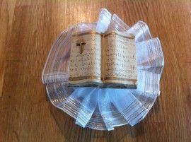 taarttopper boek | kado, geschenken, toppers | presentshop