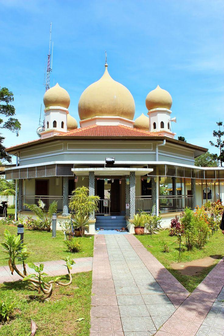 Rinkka selässä maailman ympäri: Mitä tehdä Penang-saarella?
