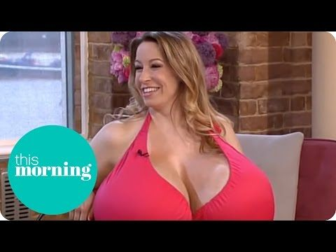 The Biggest Boobs In The World   This Morning - YouTube