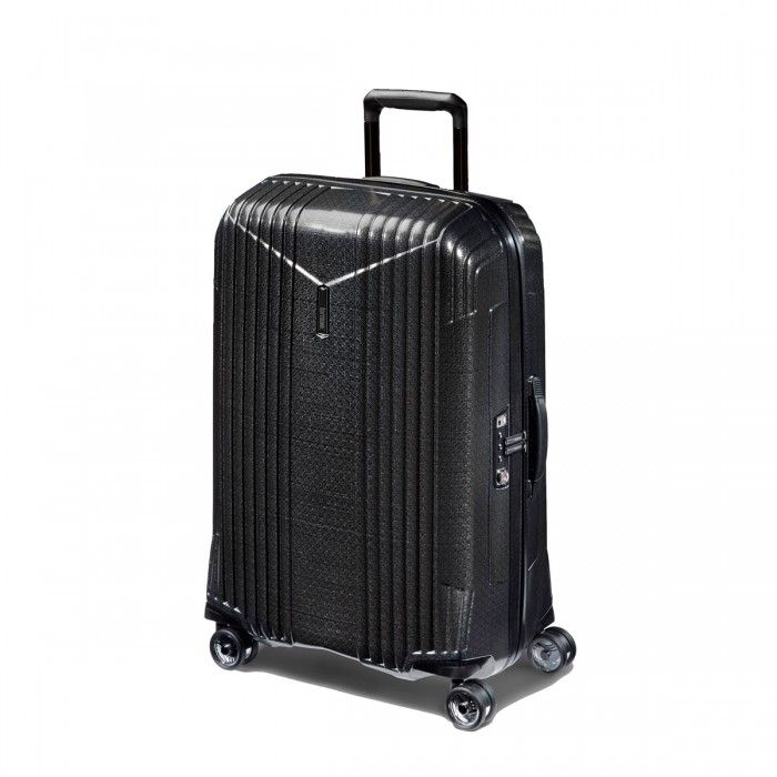 Hartmann 7R Large Spinner in Black 30 inches - available at Betty Hemmings.