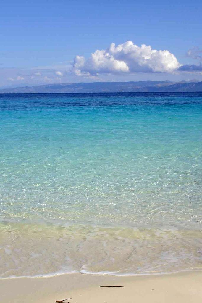 Chryssi islet Crete
