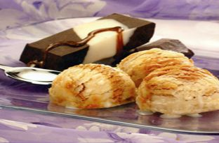 Dondurmalı Parfe'nin eşsiz lezzeti... #cartedor #cartedorturkiye #foodporn #dessert #food #icecream #tatlı #tatlısırlar #dondurma #çikolata #chocolate