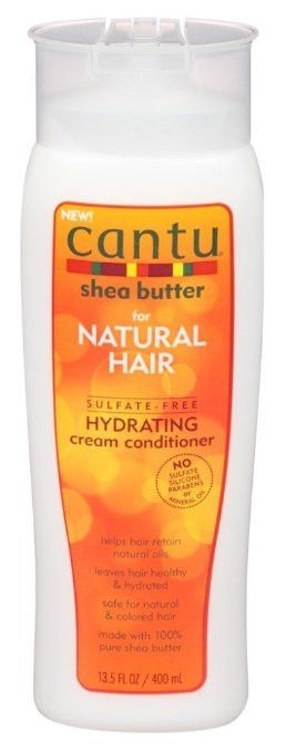 Cantu Shea Butter for Natural Hair Hydrating Cream Conditioner, 13.5 oz.