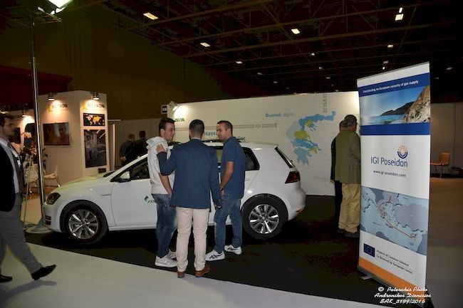 """Στο πλαίσιο του συνεδρίου και της έκθεσης """"Global Oil & Gas South East Europe & Mediterranean Summit"""", που λαμβάνουν χώρα στις 28 & 29 Σεπτεμβρίου 2016, στο Εκθεσιακό & Συνεδριακό Κέντρο Metropolitan Expo, η ΔΕΠΑ συμμετέχει με περίπτερο (4Β6). Οι επισκέπτες θα μπορέσουν να λάβουν πληροφόρηση για τις εφαρμογές του φυσικού αερίου και για τα σχέδια της ΔΕΠΑ για την επέκταση των δικτύων ανά την Ελλάδα. Επίσης θα έχουν τη δυνατότητα να δούνε όχημα με κινητήρα φυσικού αερίου και να ενημερωθούν για…"""