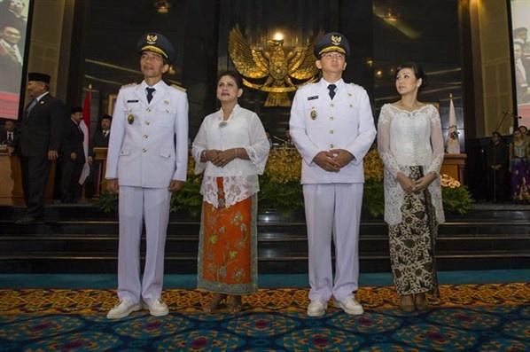 DKI Sambut Jokowi-Ahok