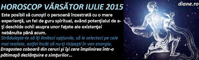 diane.ro: Horoscop Vărsător iulie 2015