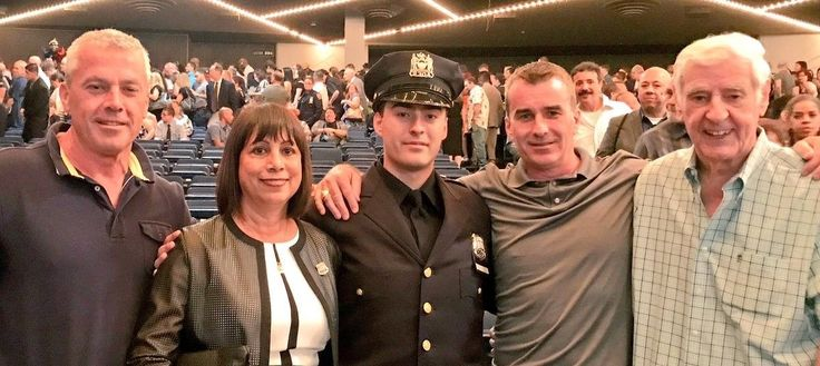Newly sworn-in NYPD officer becomes family's 4th generation to wear same shield number | Fox News