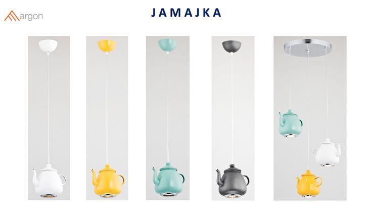 JAMAJKA - kolekcja lamp