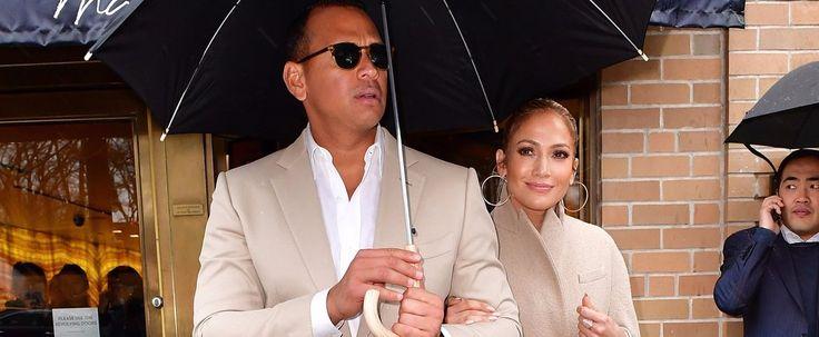 Jennifer Lopez and Alex Rodriquez  POPSUGAR   April 2017  Hot new romance  Lauren B Montana