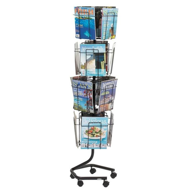 7 best display racks images on Pinterest | Cord, Magazine racks and Wire
