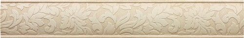 Cast Stone Decoratives - Sand Dorset Damask Border 2x12