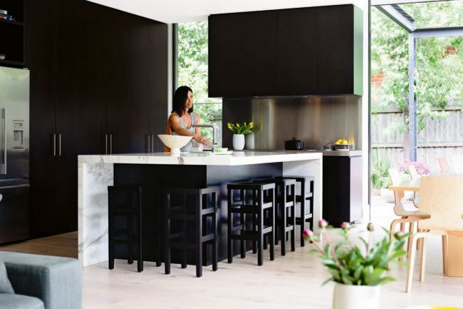 20 best modern kitchens gallery 5 of 20 - Homelife