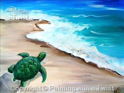 311 best images about art on pinterest good morning call for Painting with a twist charlotte nc