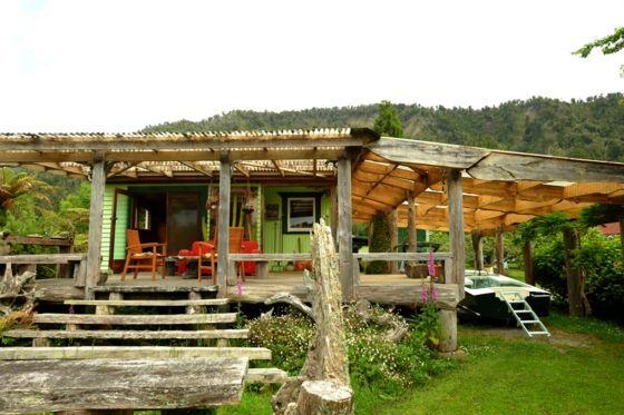 Wildside Lodge (romantic -Westland District-Lodge