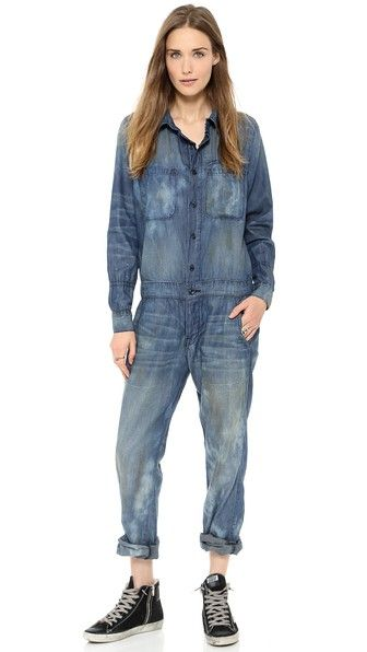 NSF Mechanic Jumpsuit, I would wear this everyday.