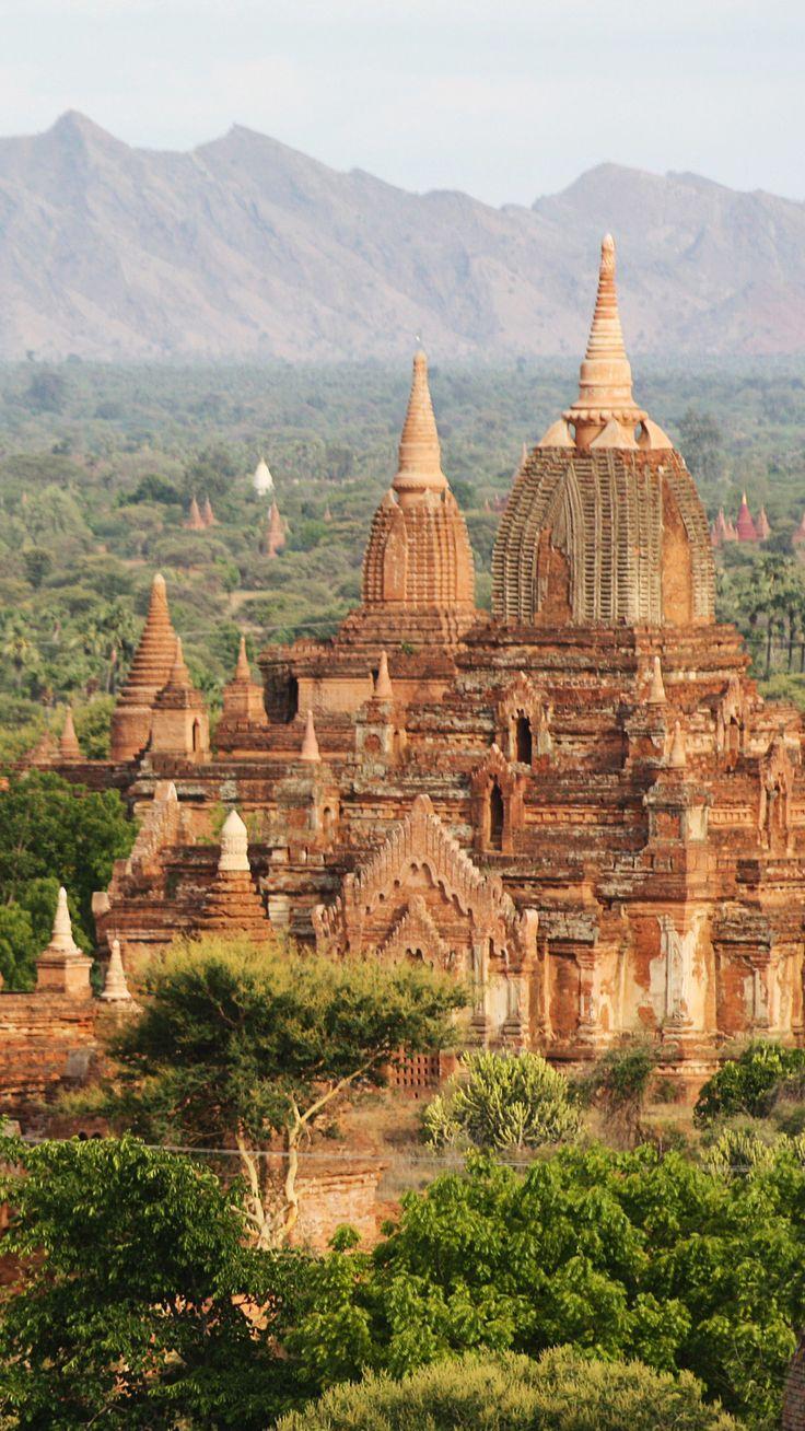 Myanmar's ancient capital, Yangon.