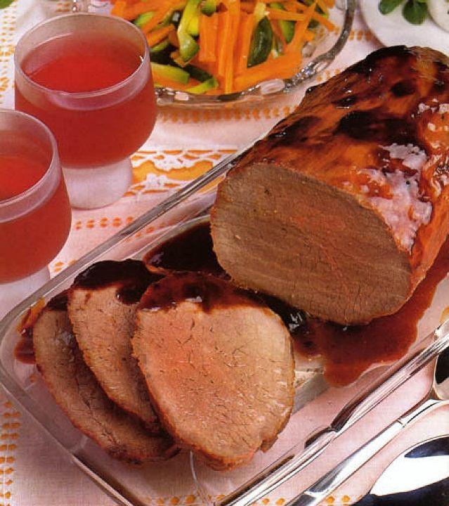 Sándwiches de peceto con salsas variadas - Taringa!
