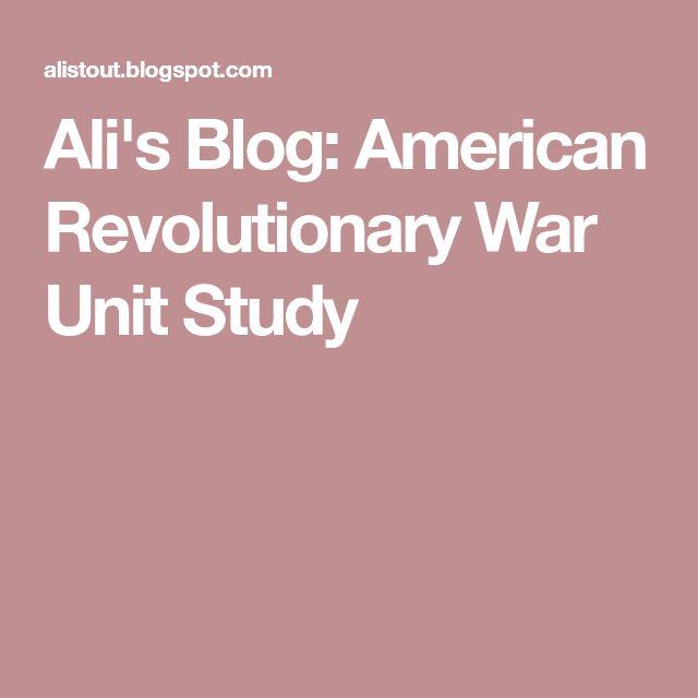 The American Revolution - (Commanders)