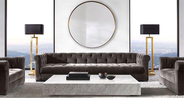 Rooms | RH Modern