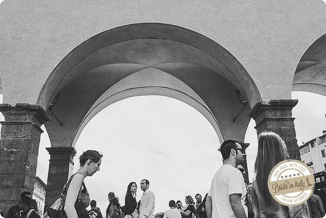 Bride in Italy: E-session | Una passeggiata a Firenze | Whitedressphoto