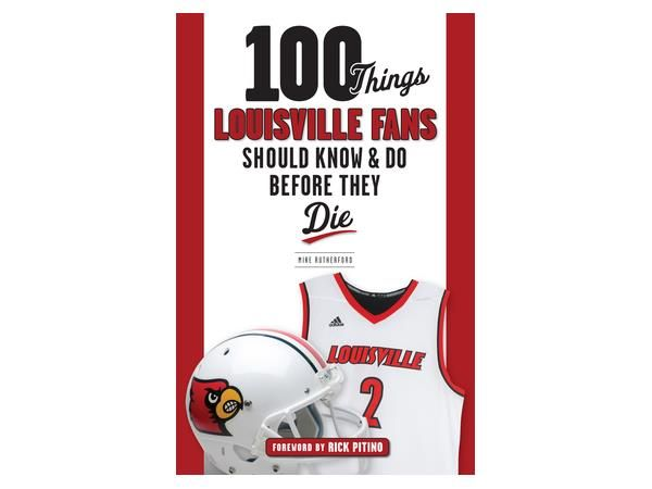 "The Total Tutor Neil Haley will interview Mike Rutherford, author of ?100 Things Louisville"". This guide is the ultimate resource for true fans of the Cardinals. Whether you cheered along for the 1980 and 1986 March Madness victories, or whether you're a more recent supporter in the Rick Pitino era, these are the 100 things every fan needs to know and do in their lifetime. Experienced sportswriter Mike Rutherford has collected every essential piece of Louisville knowledge and trivia,..."