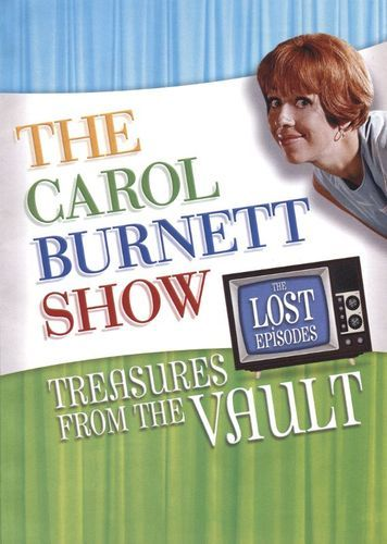 The Carol Burnett Show: The Lost Episodes - Treasures from the Vault [3 Discs] [DVD]
