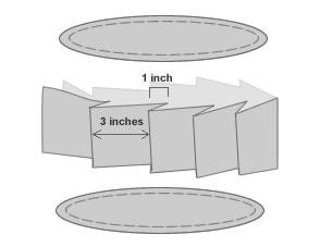 6 Super-easy zafu pattern (enlightenment not included)