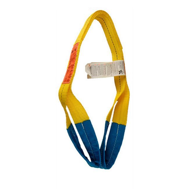 ASC Industries 2-inch x 8-foot 2-ply Web Sling with 6200 Pound Vertical Capacity