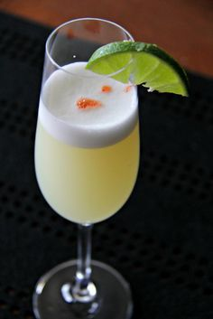 Ready to go - How to make a Pisco Sour & what you Need to Know about Pisco www.compassandfork.com