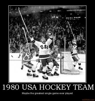 USA Olympic Hockey Team 1980