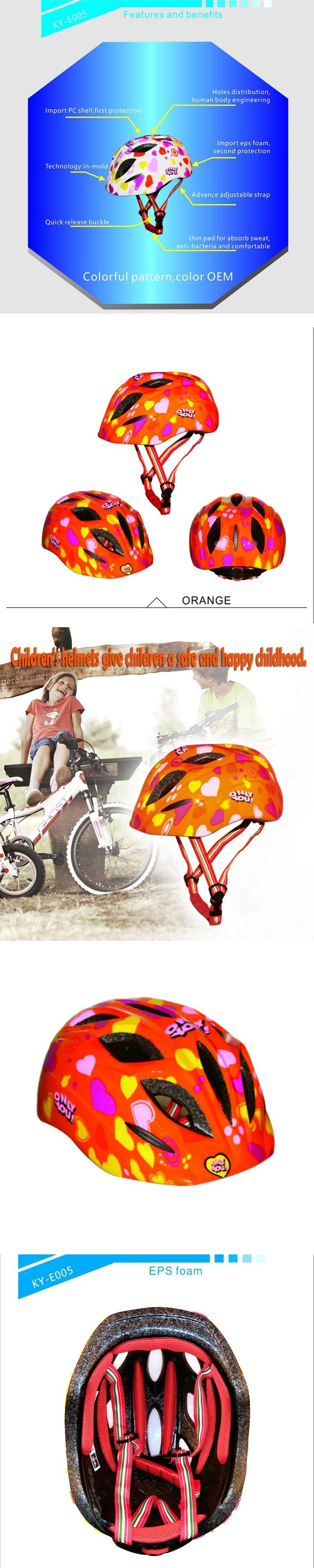 Helmet For Bike Riding Skateboard Roller Skating ice Sports Shock Absorber Ultra-light Boy Girl Children Cycling Equipment M20