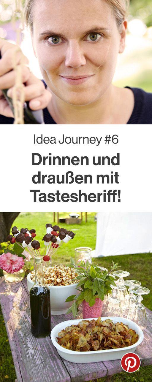 Ein Outdoor-Heimkino zum Nachmachen? So sommerlich wird der Juni! Clara von Tastesheriff zeigt euch in ihrer Featured Collections ihre tollsten Ideen für den Sommer.