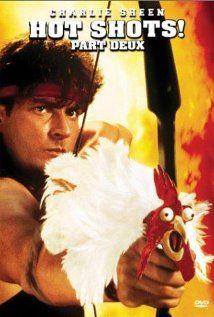Hot Shots Part Deux - a parody of Rambo. Super funny. :)