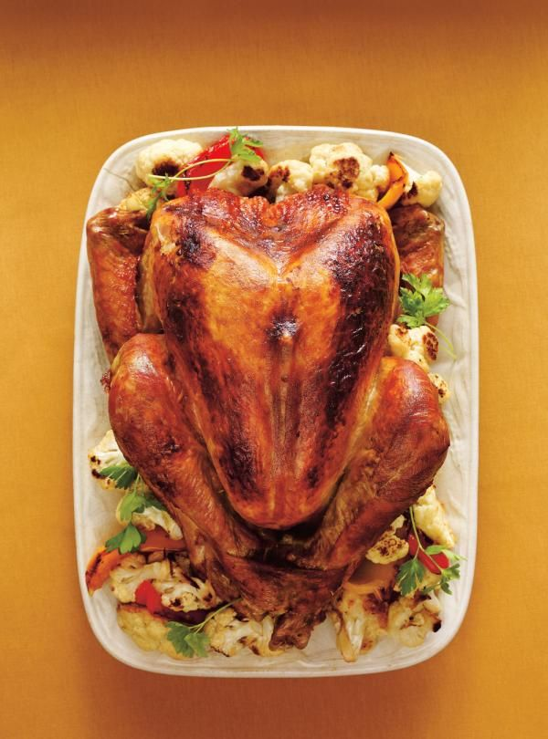 Roast Turkey with Pastis Sauce | RICARDO