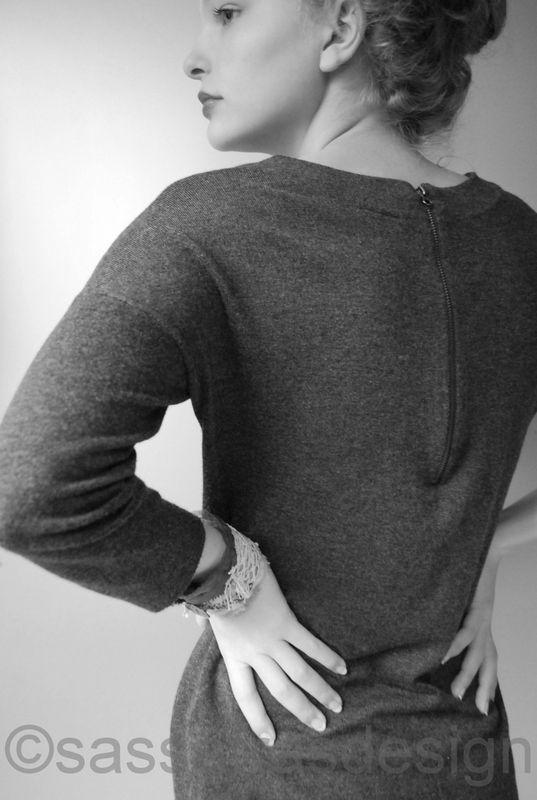 Grey!  Model: Irthe Zandstra