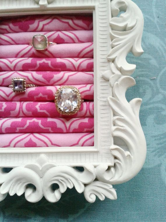 Hey, I found this really awesome Etsy listing at https://www.etsy.com/listing/177783308/princess-small-ring-organizer