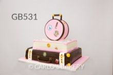 Carlo's Bakery Girl Birthday Cake